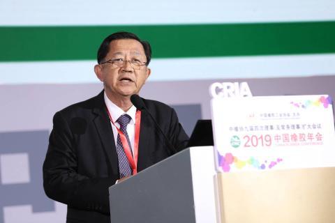 泰国橡胶管理局(RAOT)局长Yium Tavarolit